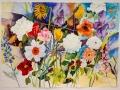 Thicket Series / White Poppy